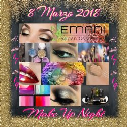 "HAPPENING EMANI - ""MAKE UP NIGHT"""
