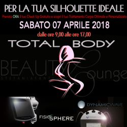 TOTAL BODY - APRILE 2018