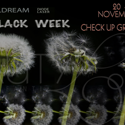"""BLACK WEEK"" EPILDREAM LASER DIODO"