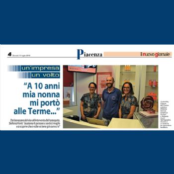 """Articolo de """"Il Nuovo Giornale"""""""
