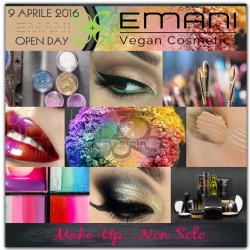 Open Day Emani Mineral Make Up - Aprile 2016